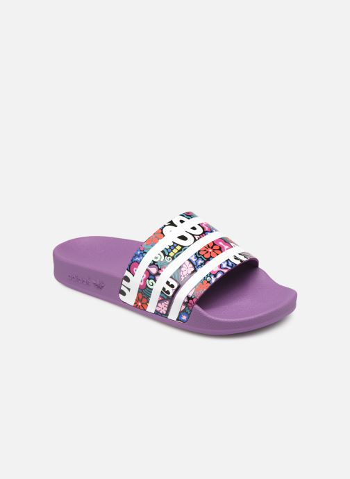 Adidas Originals Adilette W (violeta ) - Zuecos Chez