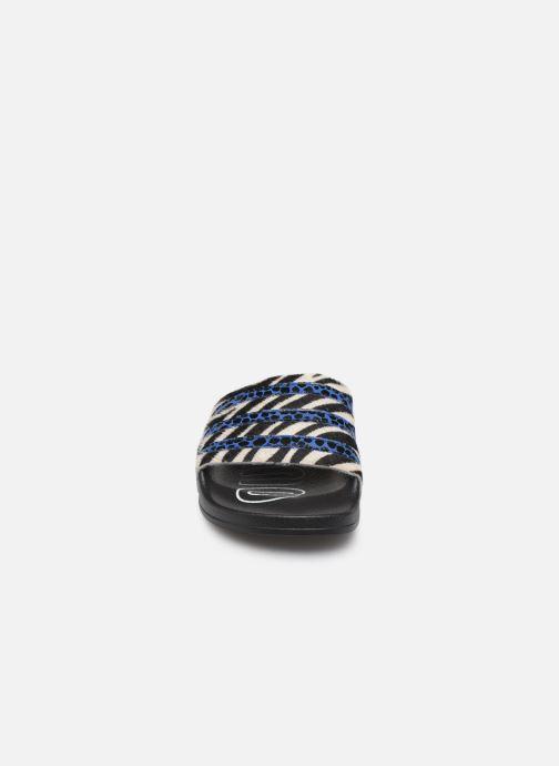 Clogs og træsko adidas originals Adilette W Blå se skoene på