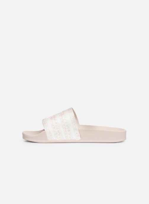 Mules & clogs adidas originals Adilette W White front view