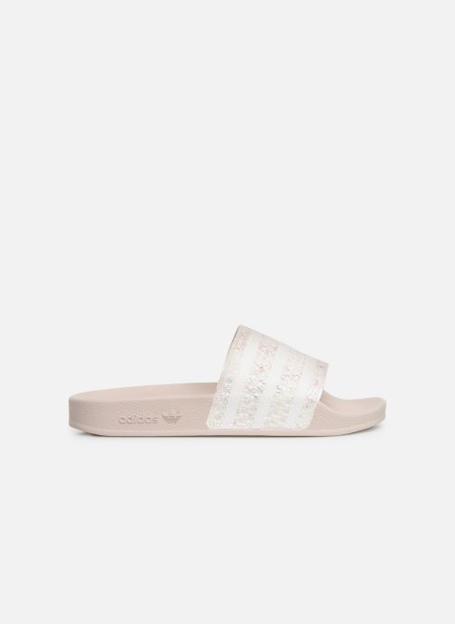 Mules & clogs adidas originals Adilette W White back view