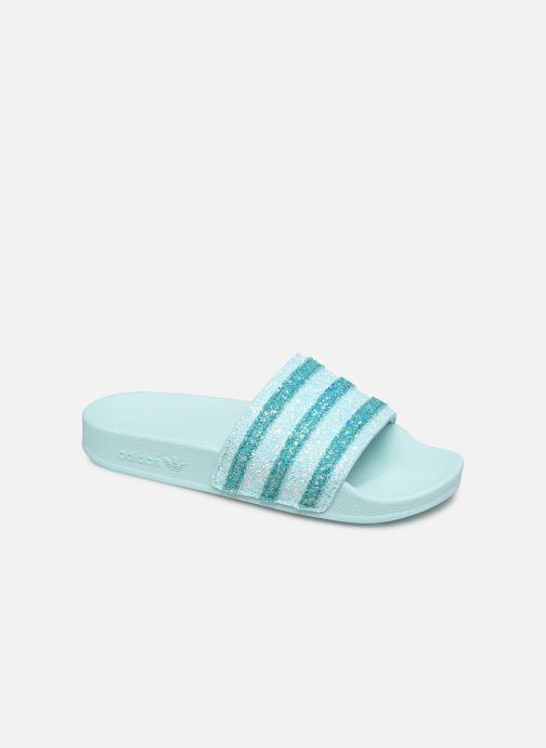 Zoccoli adidas originals Adilette W Azzurro vedi dettaglio/paio