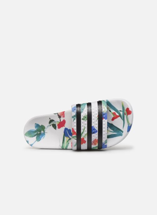 Wedges adidas originals Adilette W Wit links