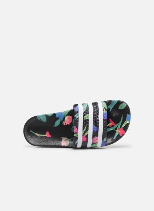 Mules & clogs adidas originals Adilette W Black view from the left
