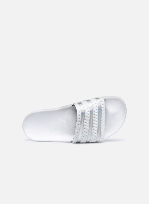 Wedges adidas originals Adilette W Wit links