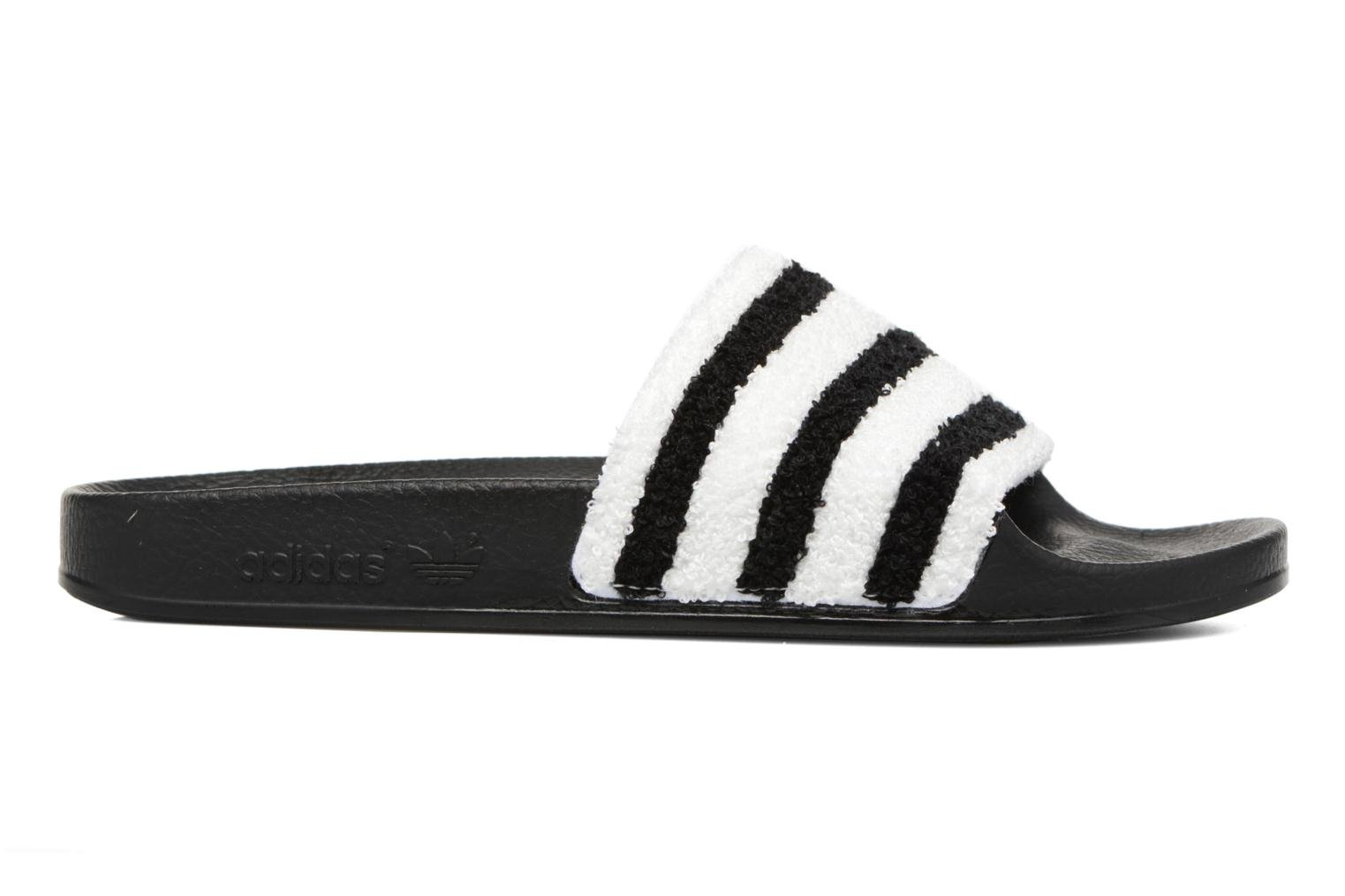 Mules & clogs Adidas Originals Adilette W Black back view