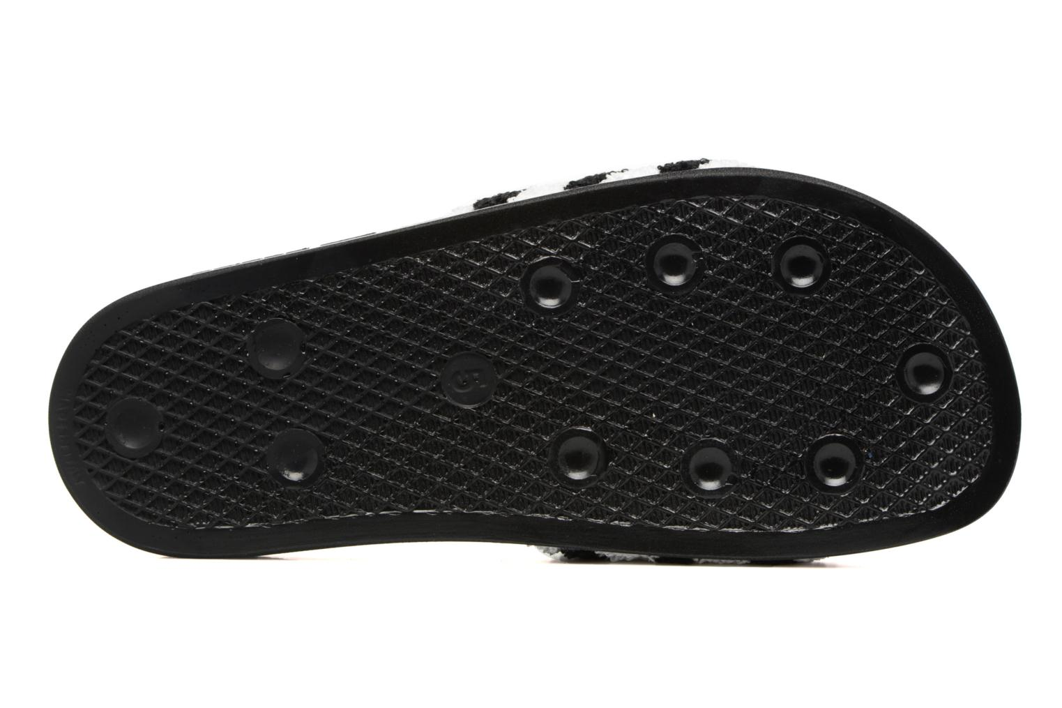 Mules & clogs Adidas Originals Adilette W Black view from above