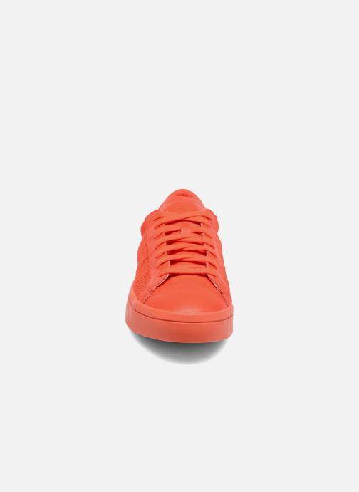 adidas originals Court Vantage H (Rouge) Baskets chez