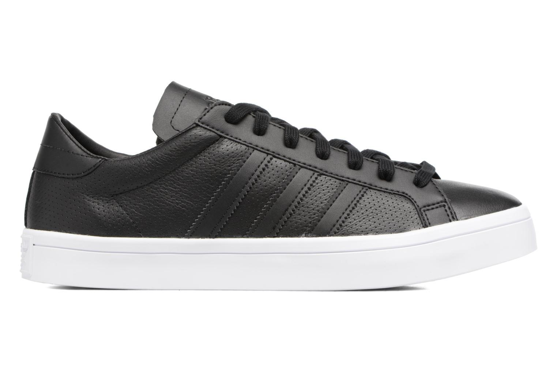 Sneakers Adidas Originals Court Vantage H Nero immagine posteriore