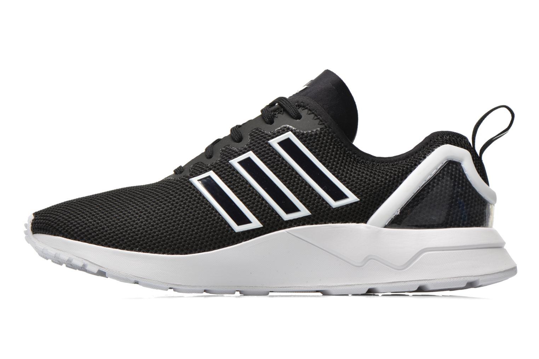 Trainers Adidas Originals Zx Flux Adv Black front view
