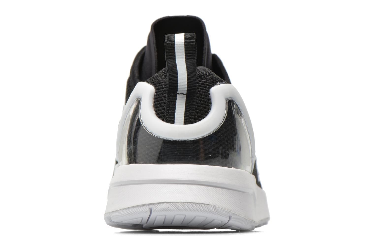 Trainers Adidas Originals Zx Flux Adv Black view from the right