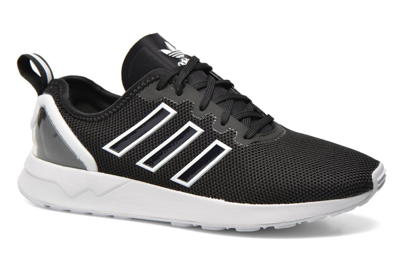 Trainers Adidas Originals Zx Flux Adv Black detailed view/ Pair view