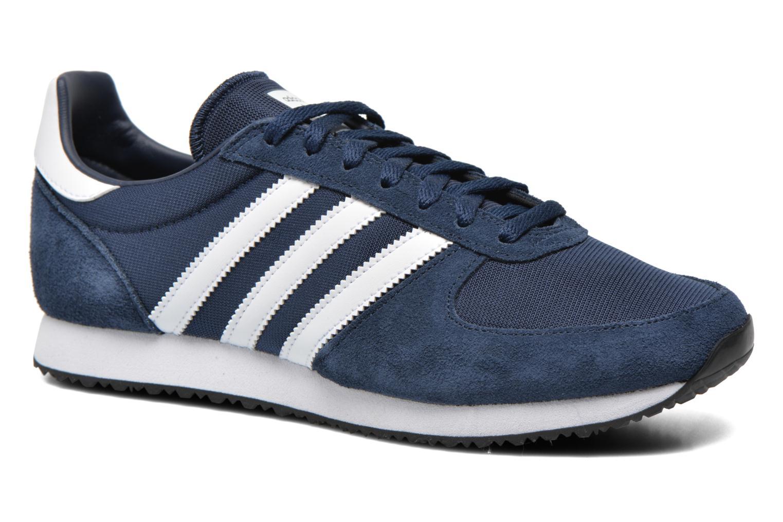 d42b1aca3b1 ... cheap trainers adidas originals zx racer blue detailed view pair view  e4d84 695d5
