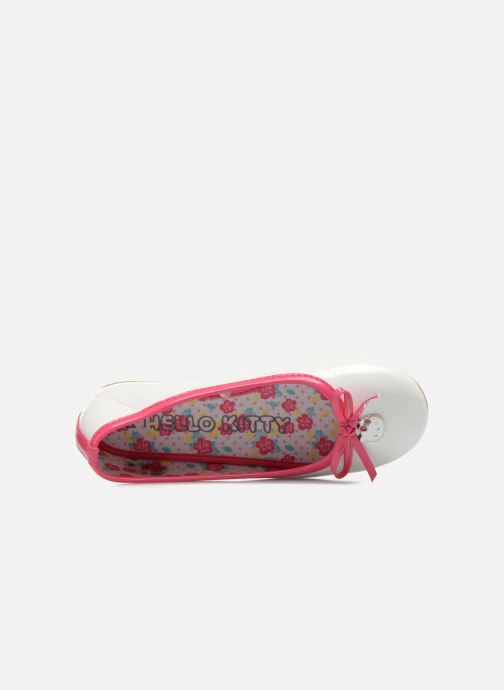 Ballerine Hello Kitty Hk Veale Ss El Bianco immagine sinistra