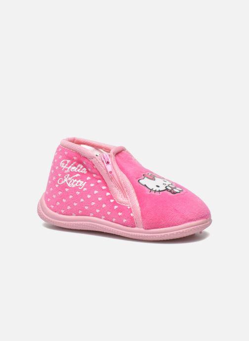 beni di consumo nuovo prodotto 60% economico Hello Kitty Hk Reste (Rosa) - Pantofole chez Sarenza (249945)
