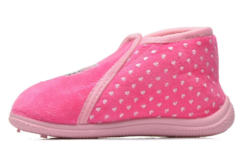 Hausschuhe Hello Kitty Hk Reste rosa ansicht von vorne