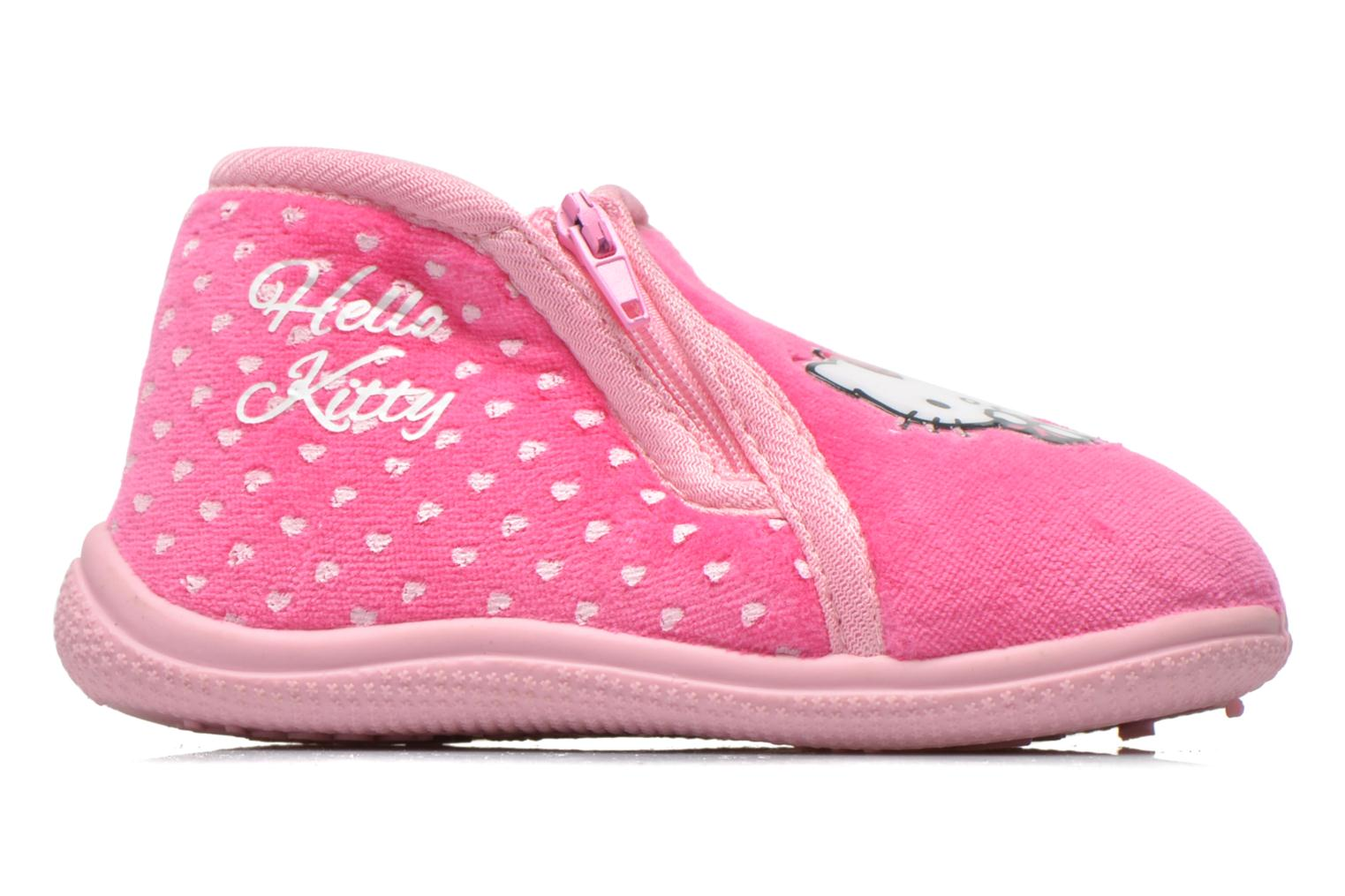 Slippers Hello Kitty Hk Reste Pink back view