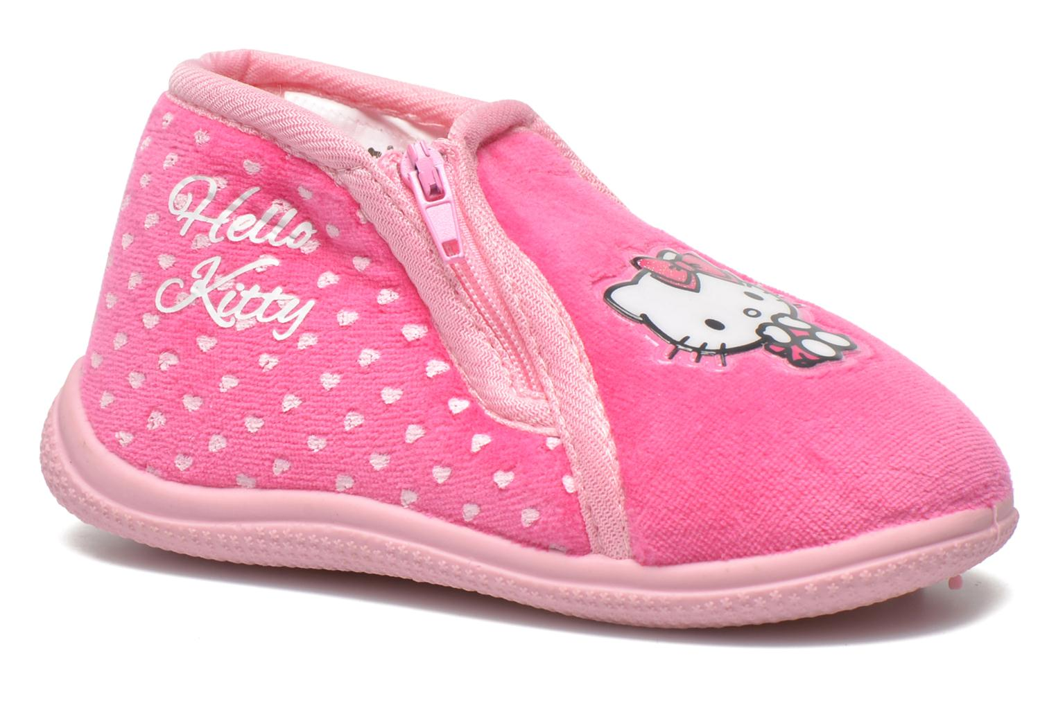 Pantoffels Hello Kitty Hk Reste Roze detail
