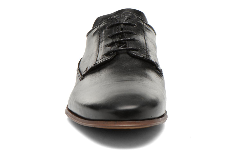 Chaussures à lacets Kost Grahamy Noir vue portées chaussures