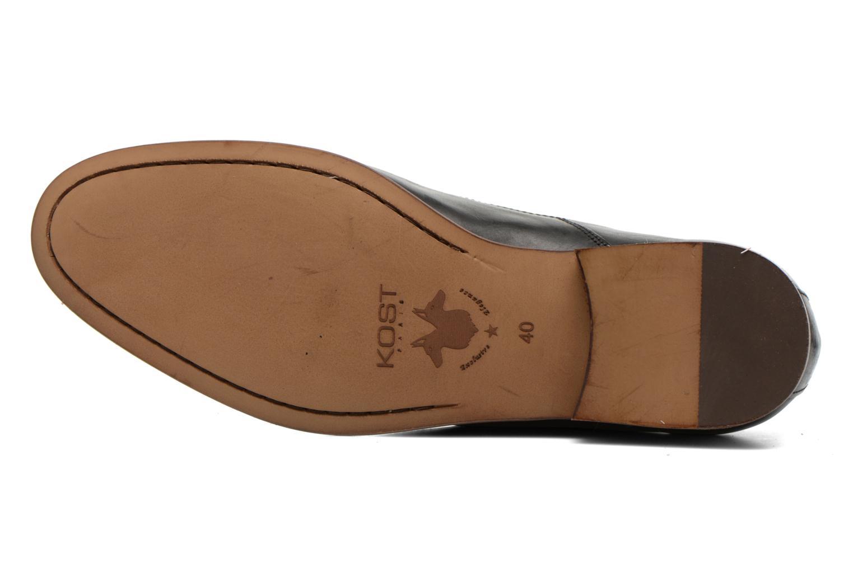 Chaussures à lacets Kost Grahamy Noir vue haut
