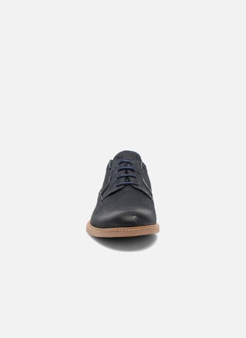 Zapatos con cordones Kost Mayall Azul vista del modelo