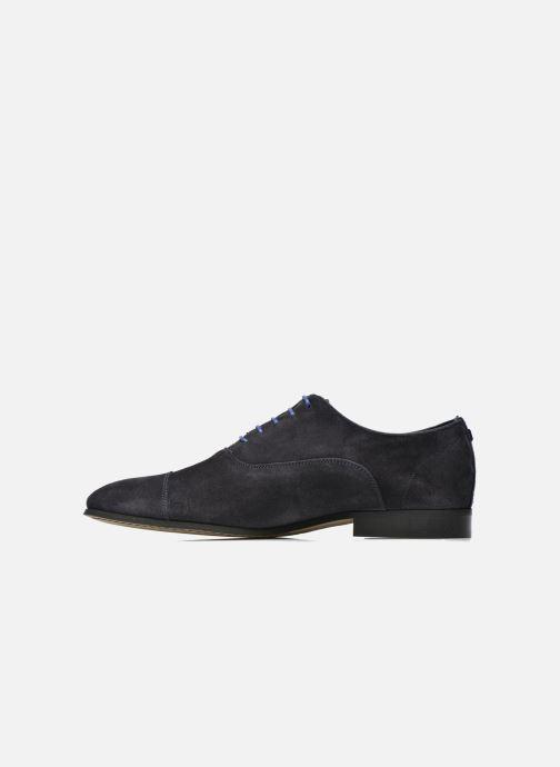 Chaussures à lacets Azzaro Xicola Bleu vue face