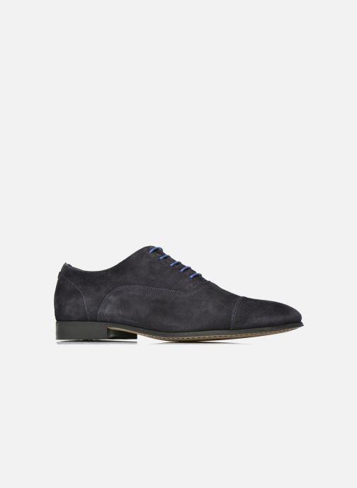 Chaussures à lacets Azzaro Xicola Bleu vue derrière