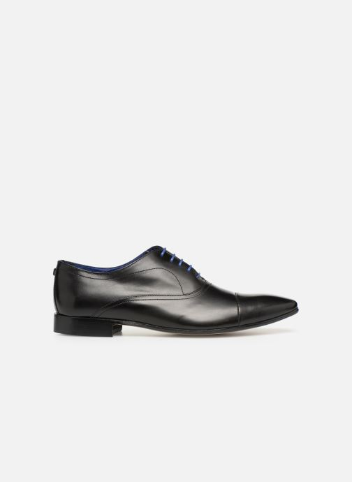Lace-up shoes Azzaro Ansard Black back view