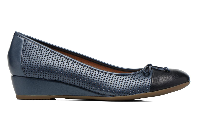 Zapatos de tacón Stonefly Maggie II 1 Azul vistra trasera