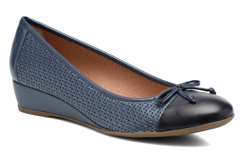 Zapatos de tacón Stonefly Maggie II 1 Azul vista de detalle / par