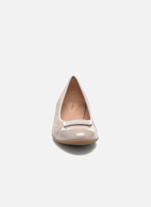 High heels Stonefly Maggie II 2 Beige model view