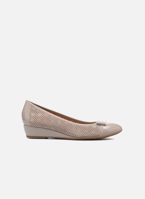 Zapatos de tacón Stonefly Maggie II 2 Beige vistra trasera