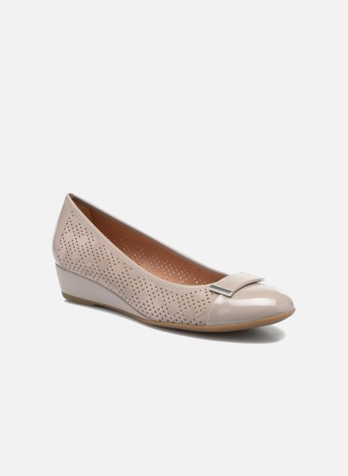 High heels Stonefly Maggie II 2 Beige detailed view/ Pair view