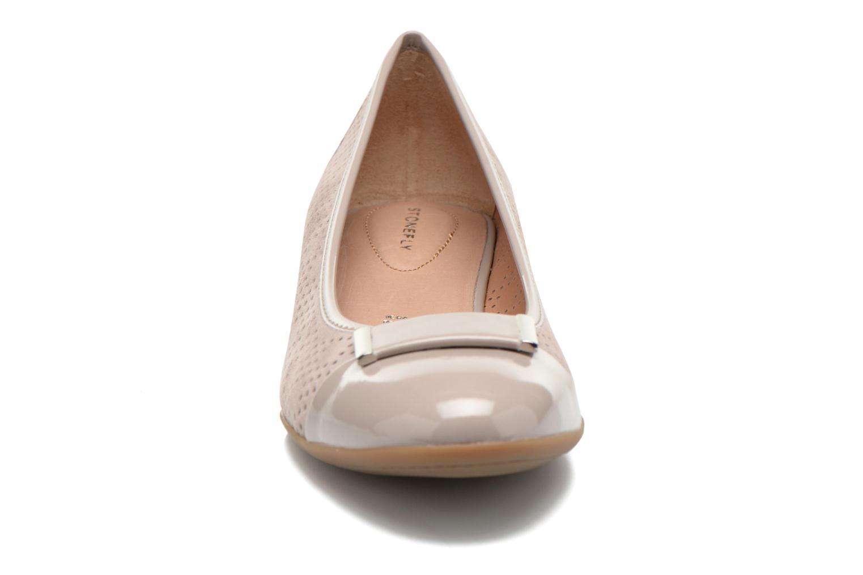 Escarpins Stonefly Maggie II 2 Beige vue portées chaussures