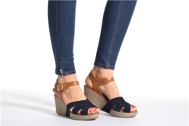 Sandales et nu-pieds Stonefly Marlene 22 Multicolore vue bas / vue portée sac