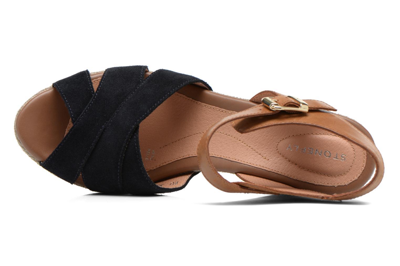 Sandales et nu-pieds Stonefly Marlene 22 Multicolore vue gauche