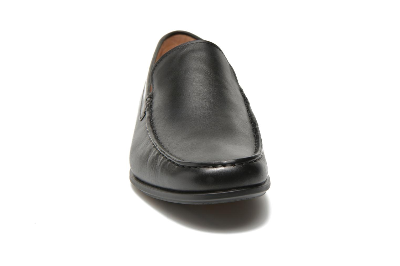 Mocassins Stonefly Summer II 1 Noir vue portées chaussures