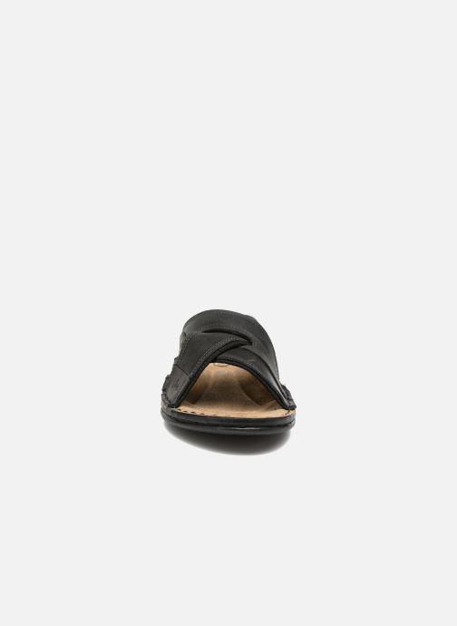 Sandali e scarpe aperte TBS Easy Walk Benaix EW Nero modello indossato