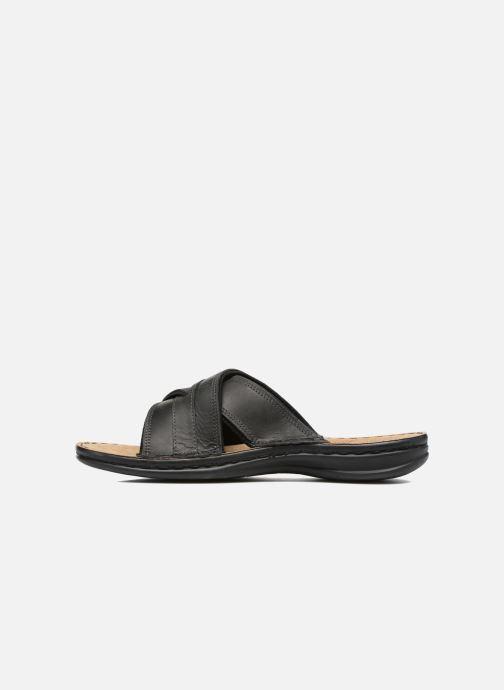 Sandali e scarpe aperte TBS Easy Walk Benaix EW Nero immagine frontale