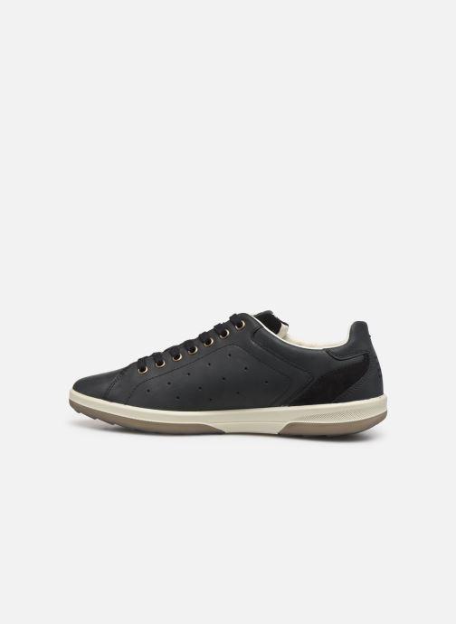 Sneaker TBS Easy Walk Energy schwarz ansicht von vorne