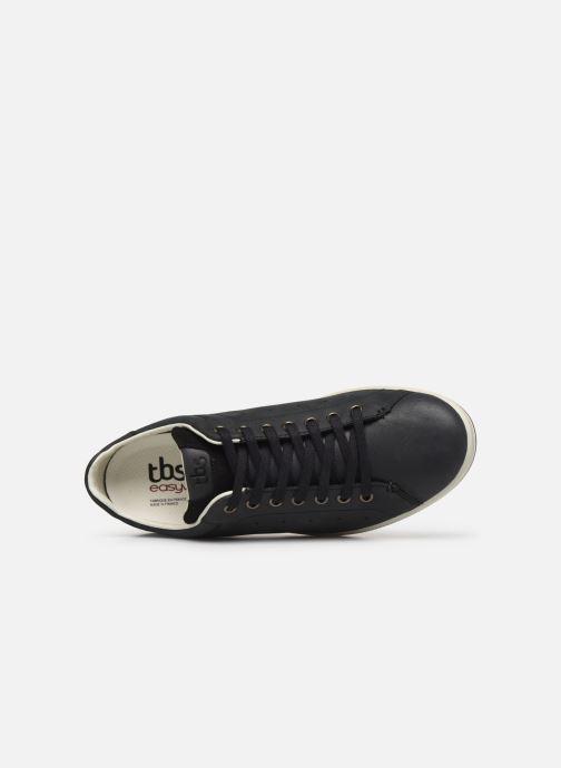 Sneaker TBS Easy Walk Energy schwarz ansicht von links