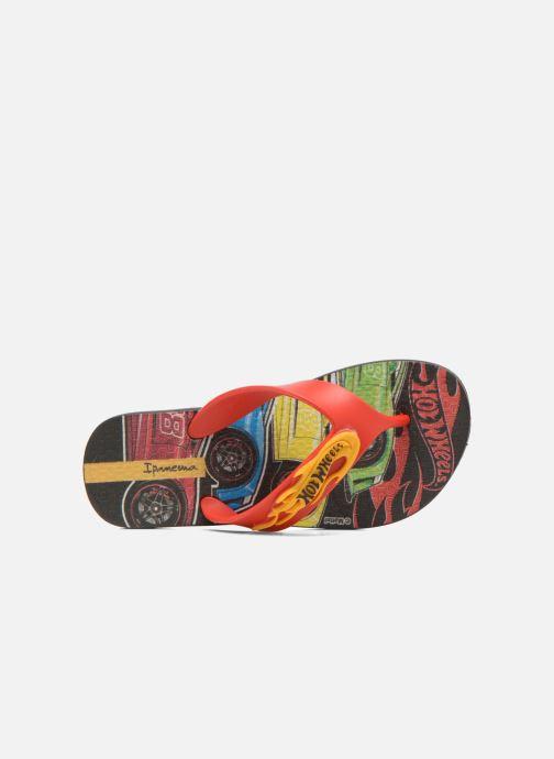 Infradito Ipanema Hot Wheels Tyre Kids Multicolore immagine sinistra