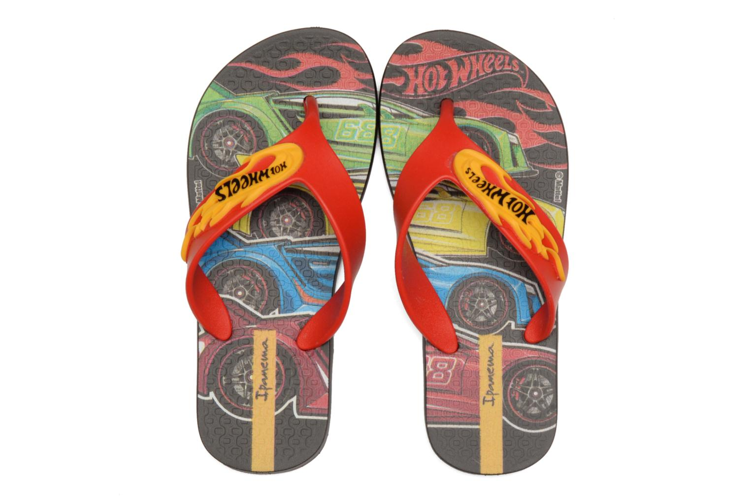 Chanclas Ipanema Hot Wheels Tyre Kids Multicolor vista 3/4