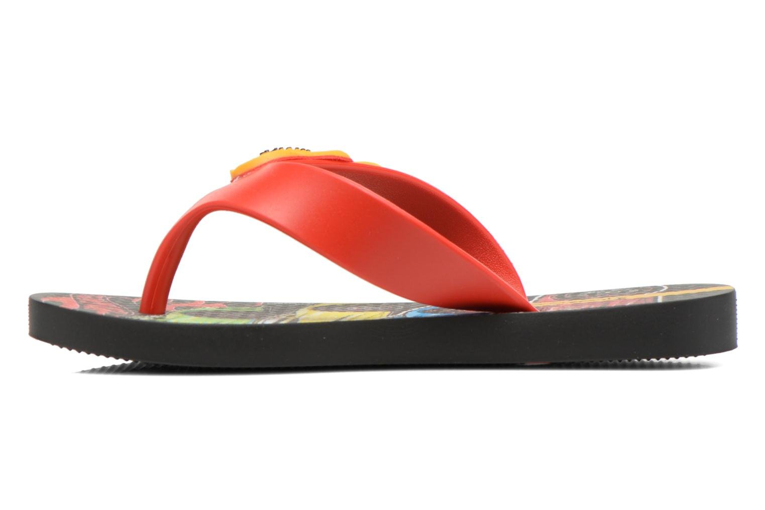 Chanclas Ipanema Hot Wheels Tyre Kids Multicolor vista de frente