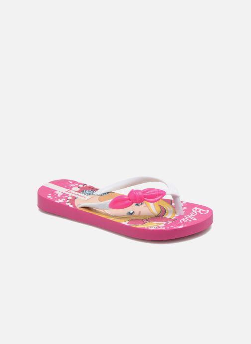 173711e0ab2 Ipanema Barbie Style Kids (Rose) - Tongs chez Sarenza (250098)