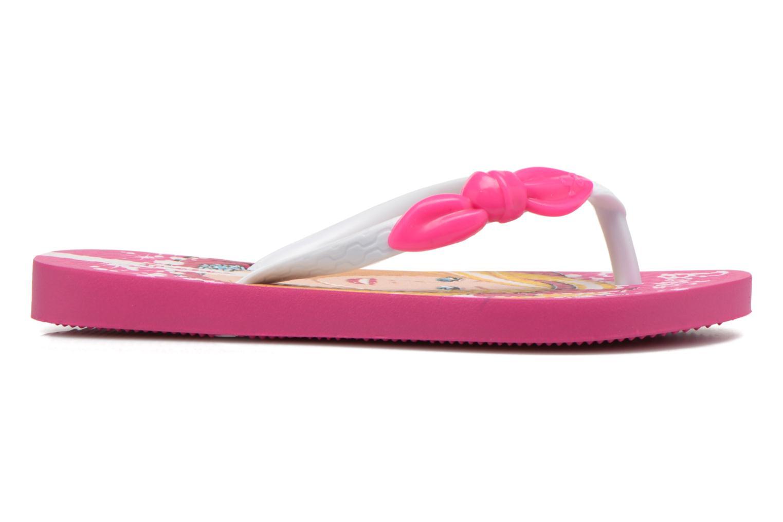 Chanclas Ipanema Barbie Style Kids Rosa vistra trasera