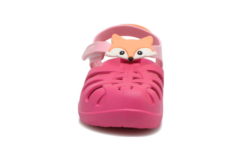 Sandales et nu-pieds Ipanema Summer II Baby Rose vue portées chaussures