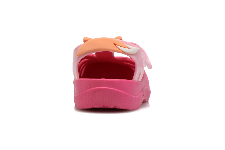Sandales et nu-pieds Ipanema Summer II Baby Rose vue droite