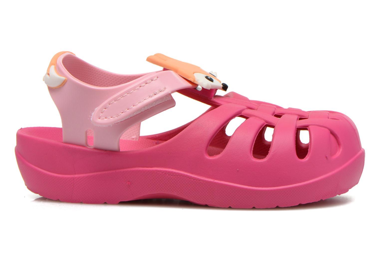 Sandales et nu-pieds Ipanema Summer II Baby Rose vue derrière