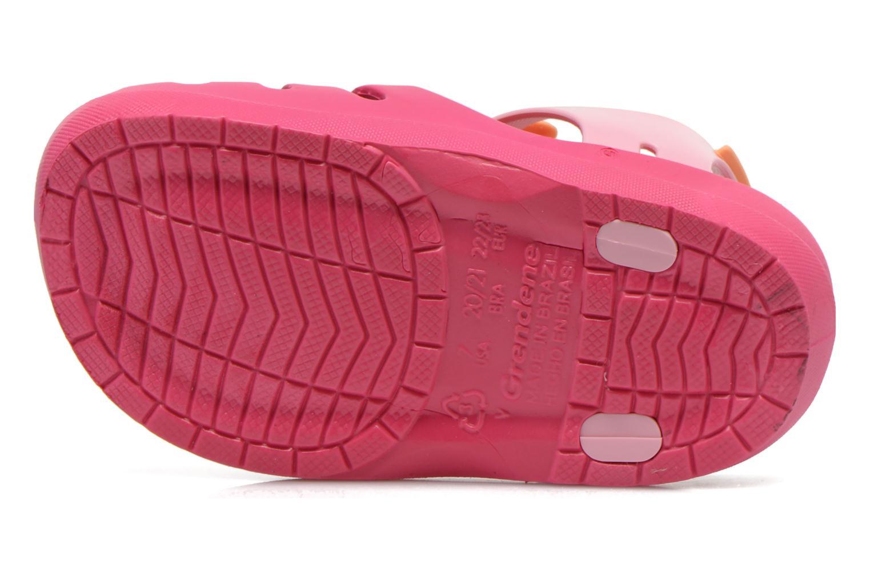 Sandales et nu-pieds Ipanema Summer II Baby Rose vue haut