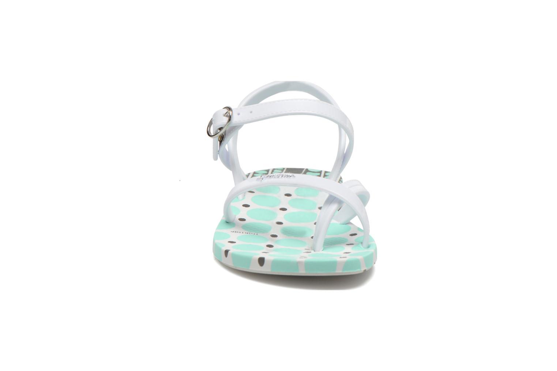 Sandales et nu-pieds Ipanema Fashion Sandal III Kids Vert vue portées chaussures